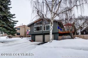 2110 Belmont Drive, Anchorage, AK 99517