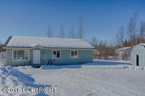 3830 S Muskrat Street, Big Lake, AK 99652