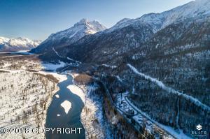 Mountain & River