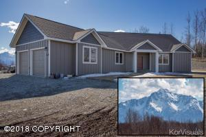 Property for sale at 6190 N Canyon Bluff Circle, Palmer,  AK 99645