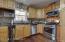 Space for wine fridge
