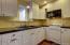 M-I-L kitchen (dishwasher currently in garage)