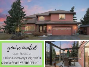 11545 Discovery Heights Circle, Anchorage, AK 99515