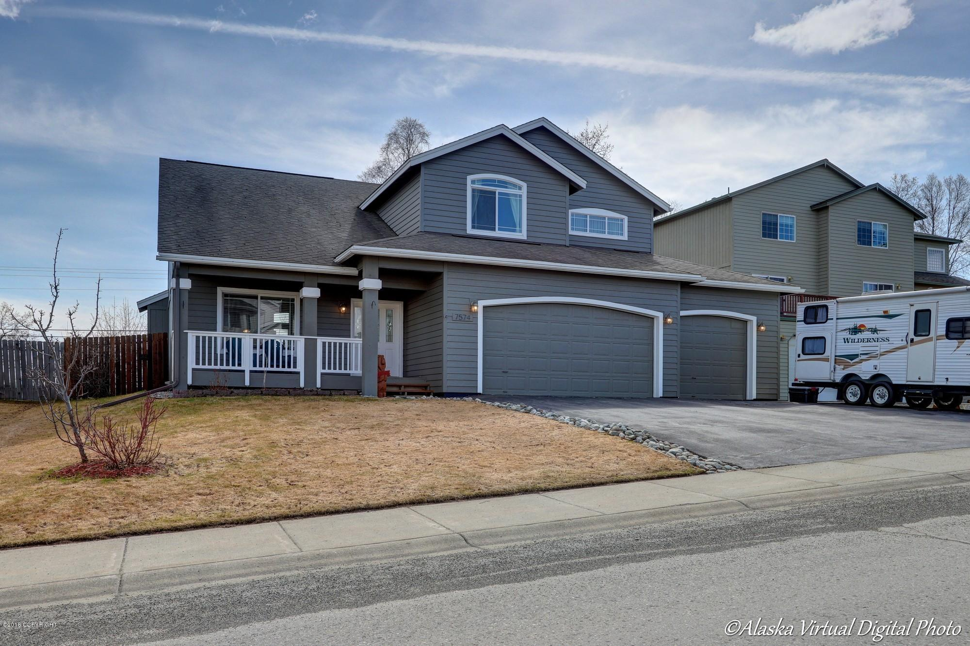7574 Tarsus Drive Anchorage  - Mehner Weiser Real Estate Real Estate