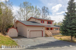 Property for sale at 3200 Beamreach Court, Anchorage,  AK 99516