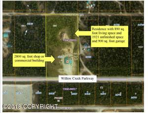 24927 Willow Creek Parkway, Willow, AK 99688