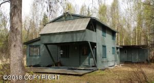 23008 S Chulitna Drive, & 22995 S. Trappers Dr, Trapper Creek, AK 99683