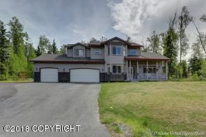 3085 W Secluded Meadows Loop, Wasilla, AK 99623