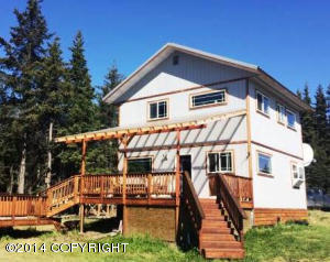 38923 Eagleaerie Wilderness Road, Homer, AK 99603