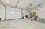 1124 SF garage