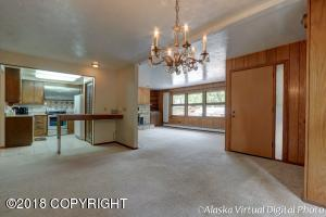 Living dining and kitchen