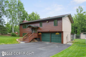 Property for sale at 23023 Green Garden Drive, Chugiak,  AK 99567