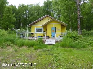 33048 S Mt. Brooks Drive, Talkeetna, AK 99676