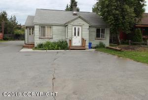 Sturdy home/office on a paved and fenced lot