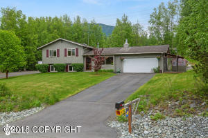 Property for sale at 22437 Whispering Birch Drive, Chugiak,  AK 99567