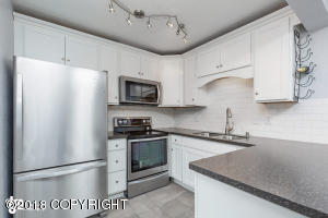 Brandnew remodel with new stainless steel appliances, solid surface counters and tile flooring.