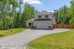 Property for sale at 3834 N Inspiration Loop, Wasilla,  AK 99654