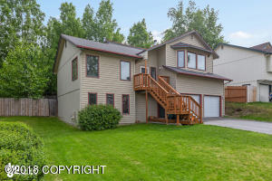 Property for sale at 323 Peppertree Loop, Anchorage,  AK 99504