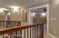 Spacious hallway leading to all bedrooms & bonus room