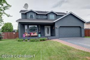 1763 Concord Hill Drive, Anchorage, AK 99515