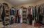Massive en-suite closet