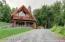 Hand hewn & hand scribed massive logs! Metal Roof