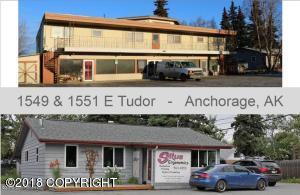 1549 E Tudor Road, Anchorage, AK 99507