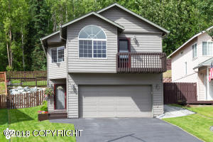19533 Highland Ridge Drive, Eagle River, AK 99577