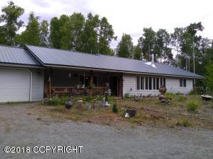 34910 S Hopper Drive, Talkeetna, AK 99676