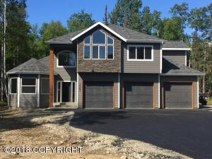 8703 E Wolf Creek Road, Palmer, AK 99645