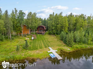 Property for sale at 6370 W Beverly Lake Road, Wasilla,  AK 99623