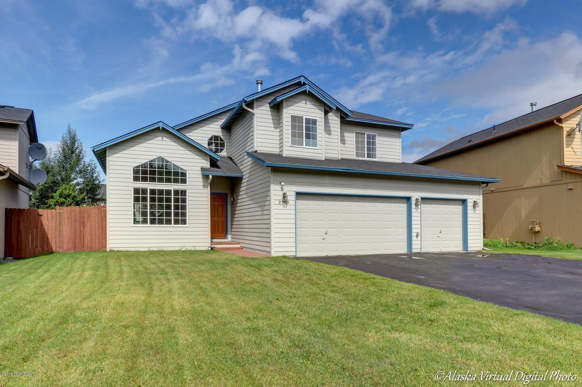 2749 Beluga Bay  Anchorage  - Mehner Weiser Real Estate Real Estate