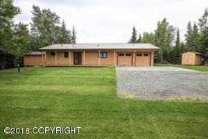 10100 Hillside Drive, Anchorage, AK 99507