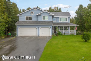 Property for sale at 246 N Tiffany Drive, Wasilla,  AK 99654