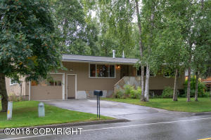 Property for sale at 1919 Hillcrest Drive, Anchorage,  AK 99517
