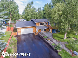Property for sale at 12100 Rainbow Avenue, Anchorage,  AK 99516