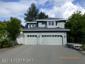 2931 Captain Cook Estates Circle, Anchorage, AK 99517