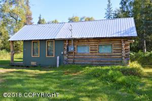 23553 S Rangeview Drive, Trapper Creek, AK 99683