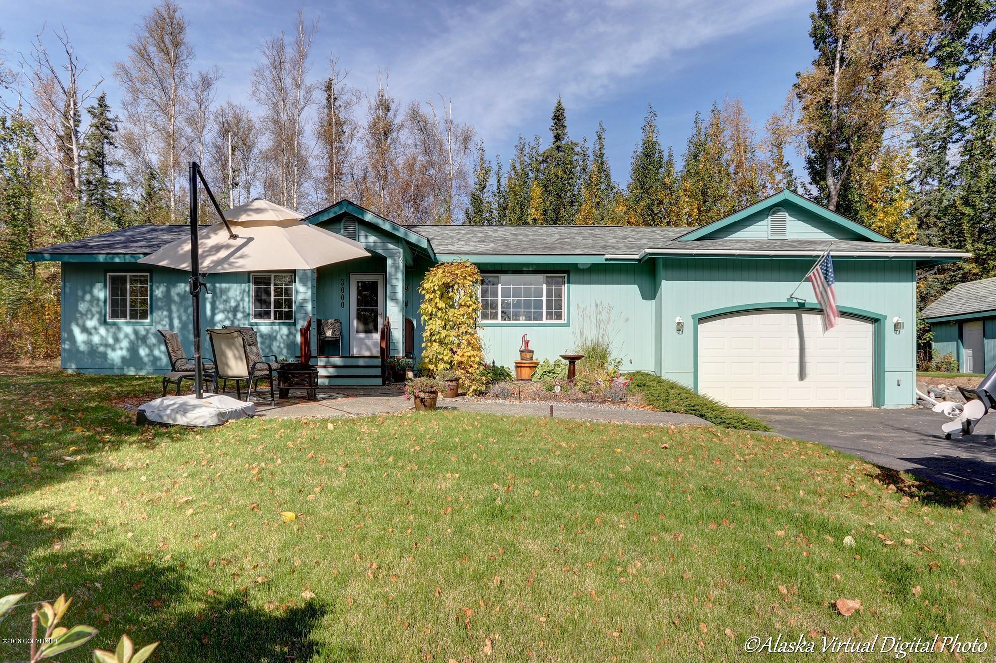 3000 N Bald Eagle Drive, Wasilla, Alaska