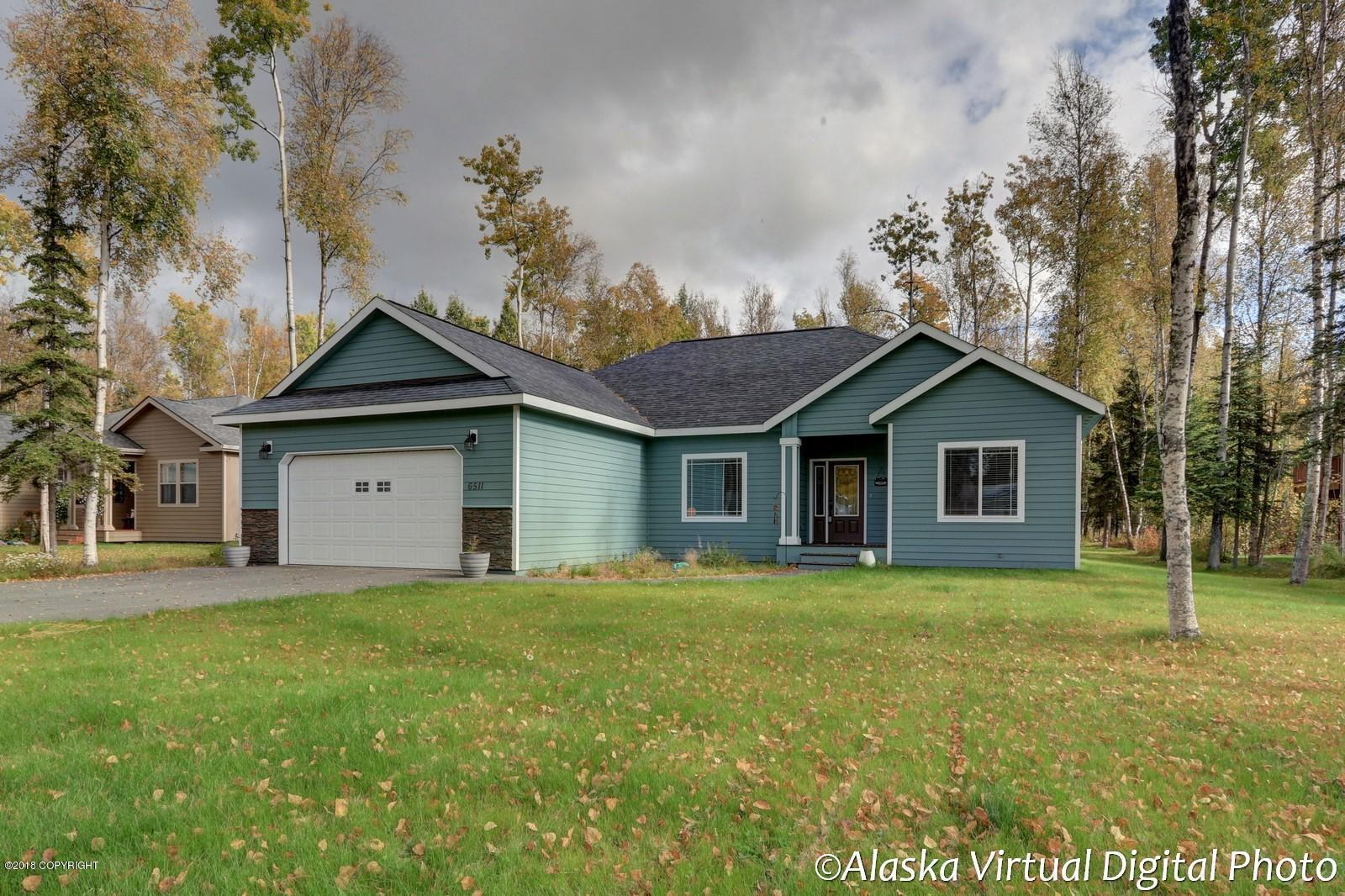 6511 S Roosevelt Drive, Wasilla, Alaska