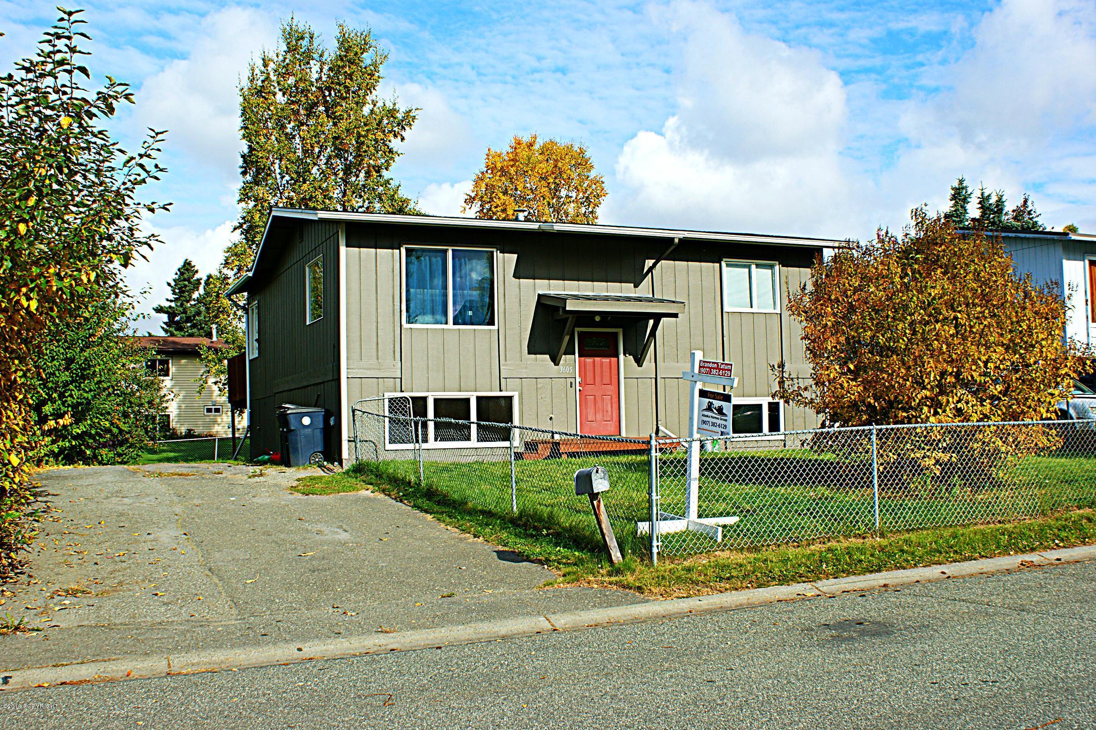 3605 E 19th Avenue, Anchorage, Alaska