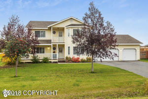 13862 E Hay Wagon Way, Palmer, AK 99645
