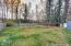 10150 sq ft lot - very large backyd with wooded privacy