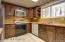 Nice sized kitchen area