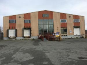 800 E Ship Creek Avenue, Anchorage, AK 99501
