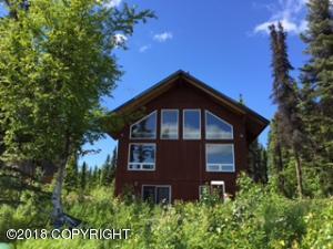 26629 W Lakeshore Circle, Willow, AK 99688