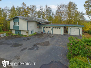 12240 E Prince of Peace Drive, Eagle River, AK 99577