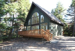 265 Hottentot Mine Road, Girdwood, AK 99587
