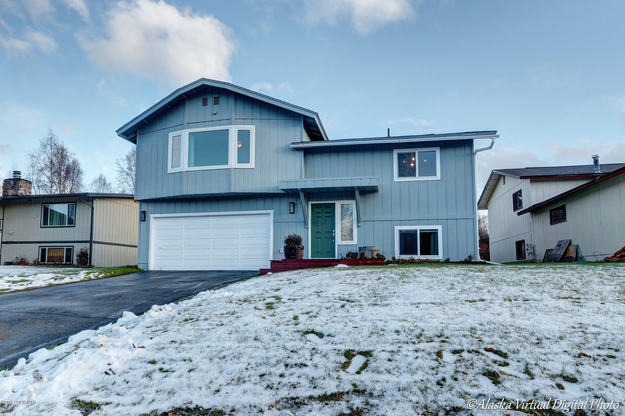 6911 Viburnum Drive, Anchorage, Alaska