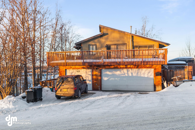 6115 Staedem Drive, Anchorage, Alaska
